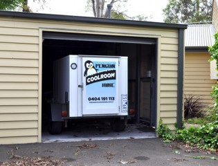 Penguin Cool Room Hire Portable Refrigeration Mobile